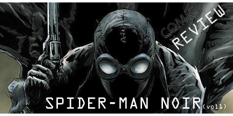 Spider-Man Noir image
