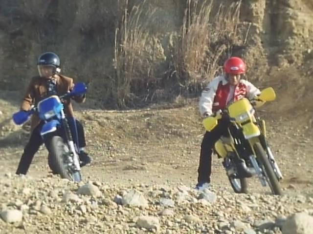 Choujin Sentai Jetman – Episode 3: The Power of Five!  