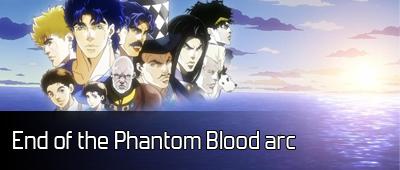 End of Phantom Blood Arc - Favorite Episode