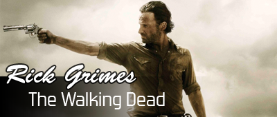 Rick Grimes - Best Character