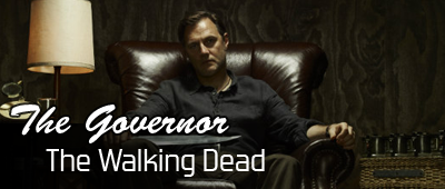 The Governor - Best Villain