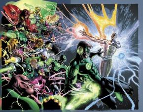 Writer Geoff Johns to Step Down from 'Green Lantern' Series in May