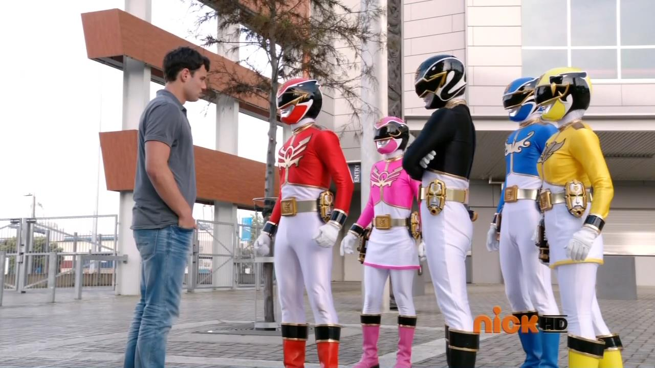 Power Rangers Megaforce: Episode 4 – Stranger Ranger