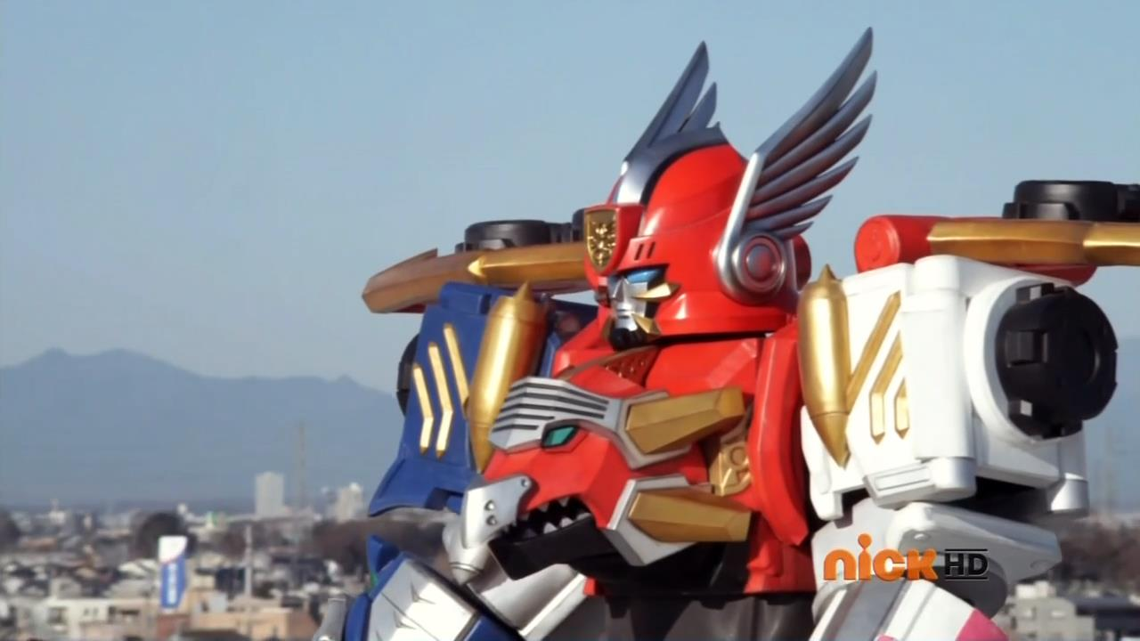Power rangers megaforce episode 4 stranger ranger - Moto power rangers megaforce ...