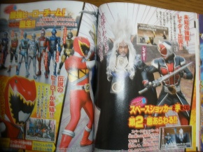 More Metal Heroes to Appear in Super Hero Taisen Z!