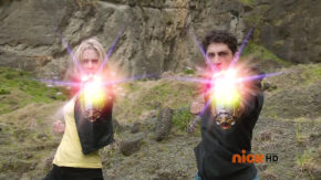 Power Rangers Megaforce: Episode 2 – He Blasted Me With Science