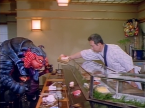 Seijuu Sentai Gingaman: Episode 8 – Cooking With Love