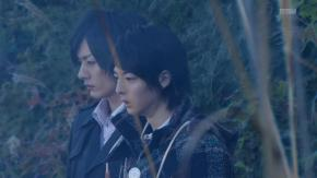 Kamen Rider Gaim: the Secret of the Forest?