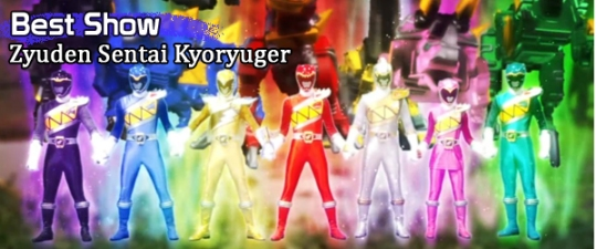 Best Show - Kyoryuger