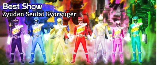 Best Show - Kyoryuger