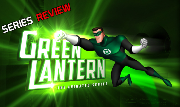 Green Lantern Animated Review